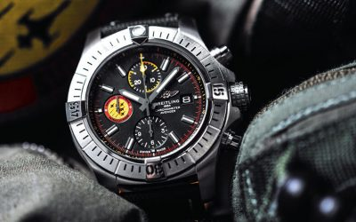 Die Breitling Avenger Swiss Air Force Team Limited Edition