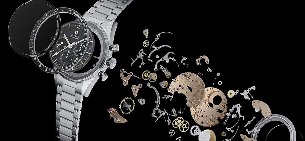 Juwelier Weinmayr Omega Kaliber 321