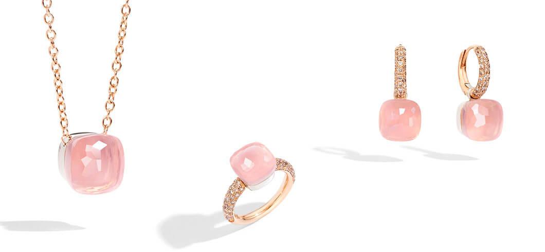 Juwelier Weinmayr Pomellato Nudo rosa