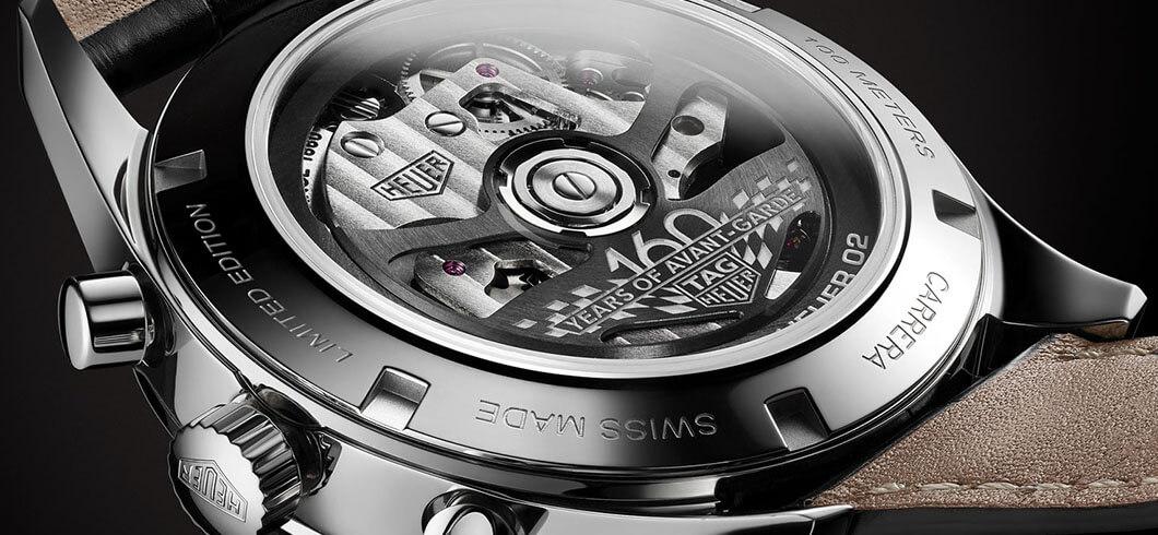 Juwelier Weinmayr TAGHeuer Carrera 160ys