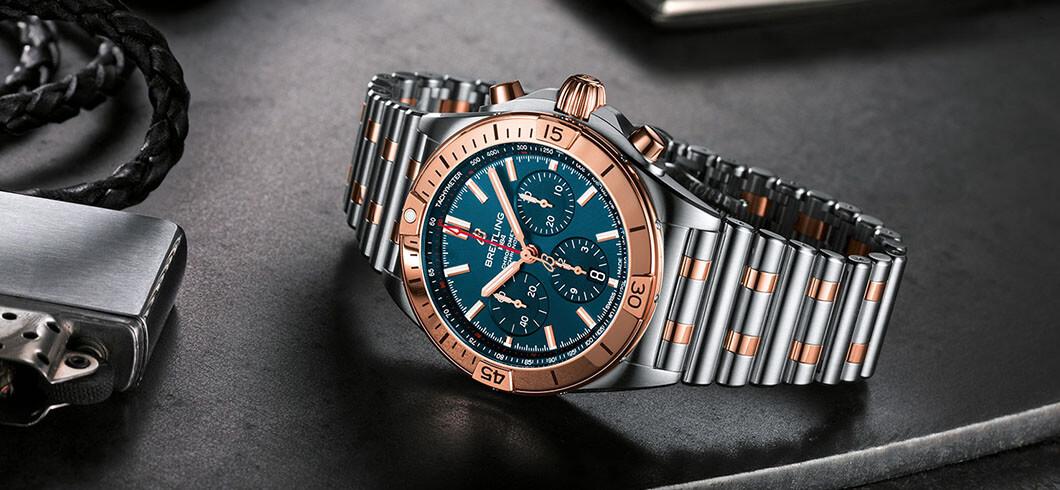 Weinmayr Breitling Chronomat B01