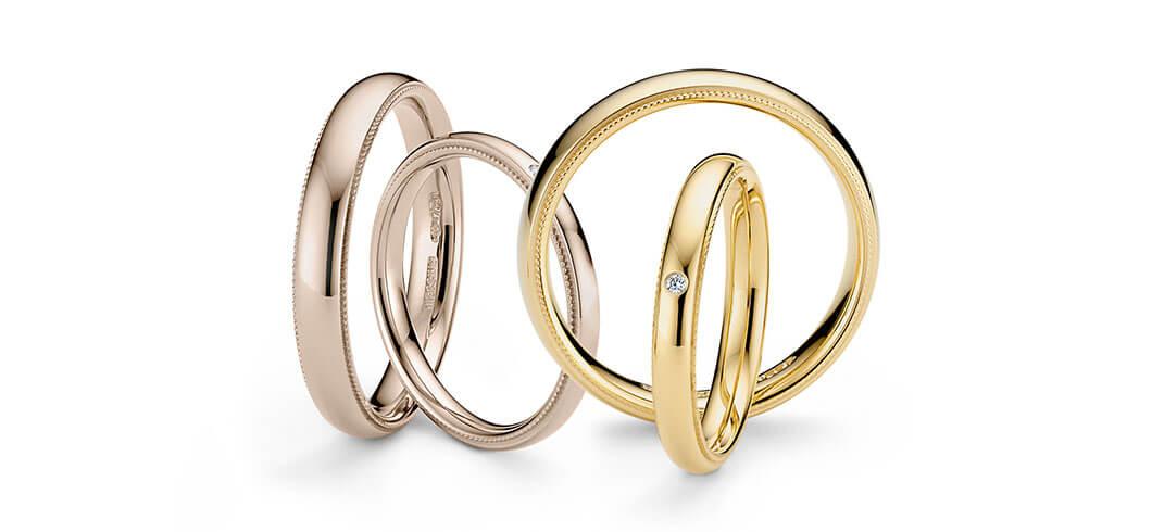 Juwelier Weinmayr Niessing Art Deco Ringe