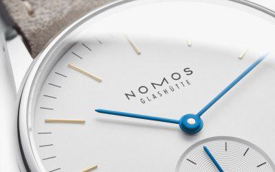 Orion von Nomos Glashütte: Der stille Star