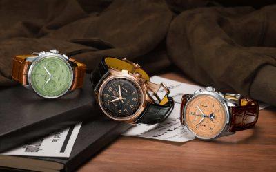 Breitling: Geballte Chronographengeschichte fürs Handgelenk