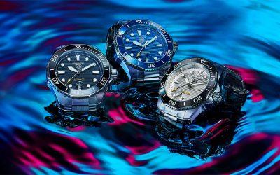 Brandneue Aquaracer-Kollektion
